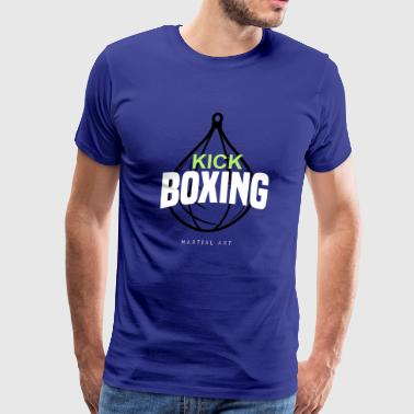 kick box - Men's Premium T-Shirt