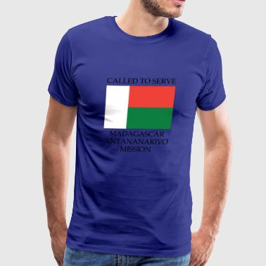 Madagascar Antananarivo LDS Mission Called to - Men's Premium T-Shirt
