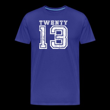 Twenty 2013 - Men's Premium T-Shirt