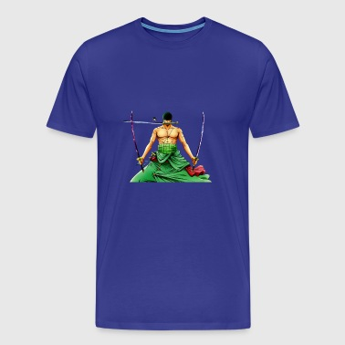 Zoro One Piece - Men's Premium T-Shirt