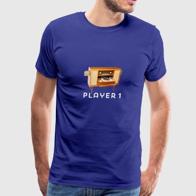 player1 - Men's Premium T-Shirt