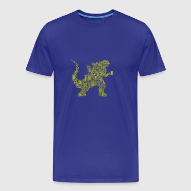 Kaiju - Men's Premium T-Shirt