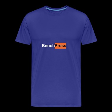 Bench Press - Men's Premium T-Shirt