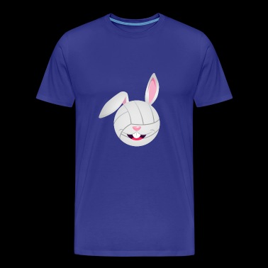 Cute Easter Shirt For Volleyball Lover. - Men's Premium T-Shirt
