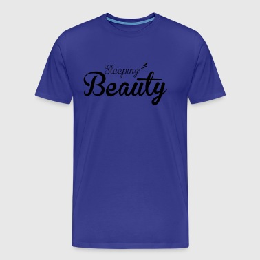 Sleeping beauty - Men's Premium T-Shirt