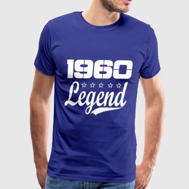 60 legend - Men's Premium T-Shirt