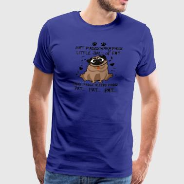 Soft Puggy Mug uk - Men's Premium T-Shirt