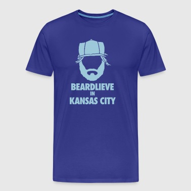 KC Beard - Men's Premium T-Shirt