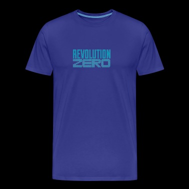 REVOLUTION ZERO - Men's Premium T-Shirt