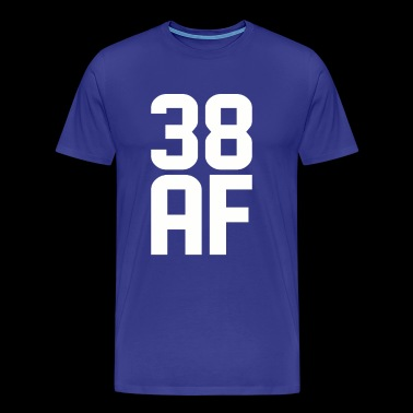 38 AF Years Old - Men's Premium T-Shirt