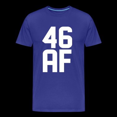 46 AF Years Old - Men's Premium T-Shirt