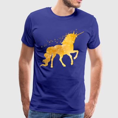 Sparkle Glitter Unicorn Shirt - Men's Premium T-Shirt