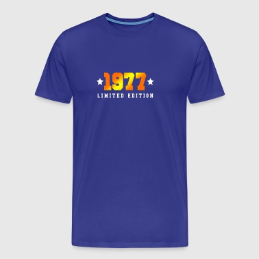 1977 Limited Edition - Men's Premium T-Shirt