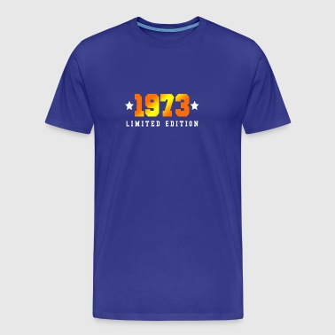 1973 Limited Edition - Men's Premium T-Shirt