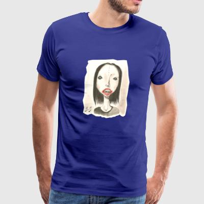Girlfang by Jessica J - Men's Premium T-Shirt