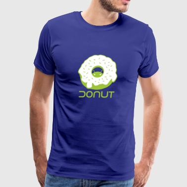 New Design Droid Donut Best Seller - Men's Premium T-Shirt