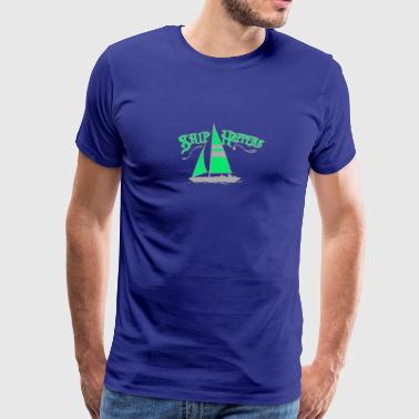 New Design Ship Happens Best Seller - Men's Premium T-Shirt