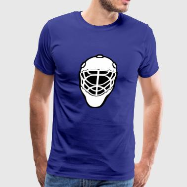 Hockey mask - Men's Premium T-Shirt