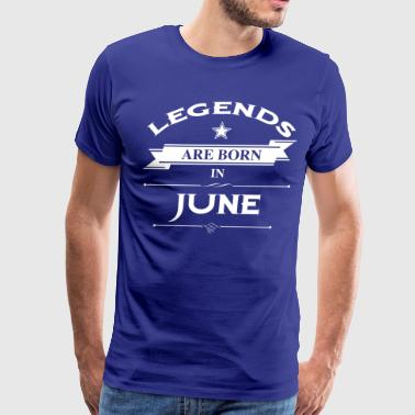 June - Men's Premium T-Shirt