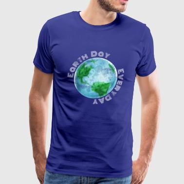 Earth Day Love - Men's Premium T-Shirt