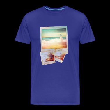 Beach Holiday - Men's Premium T-Shirt