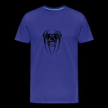 VENOMOUS SPIDER - Men's Premium T-Shirt