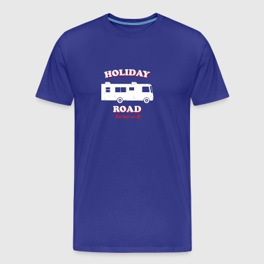 Holiday Road Funny - Men's Premium T-Shirt