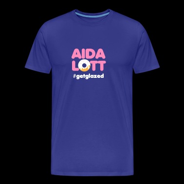 New Design Aida lott getlazed Best Seller - Men's Premium T-Shirt