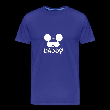 Mickey Mouse Dad w - Men's Premium T-Shirt