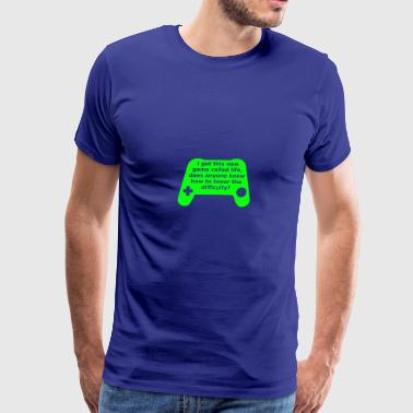 controler - Men's Premium T-Shirt