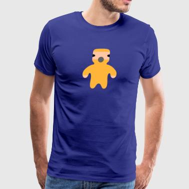 ZippyZoo (Animatronic) - Men's Premium T-Shirt