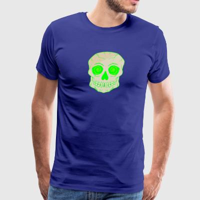 Crazy Skull - Men's Premium T-Shirt