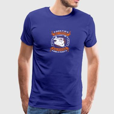 Railroader Tshirt - Men's Premium T-Shirt