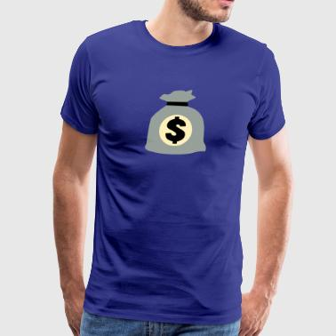 Moneybag - Men's Premium T-Shirt
