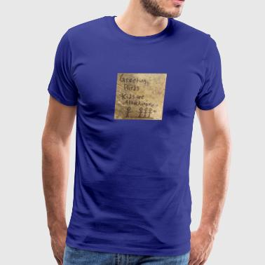 Kids are attacking me - Men's Premium T-Shirt
