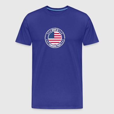 PEMBROKE PINES - Men's Premium T-Shirt
