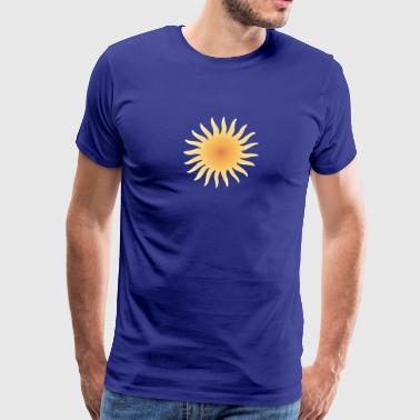 Shining Sun - Men's Premium T-Shirt