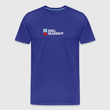 Drill Sergeant - Men's Premium T-Shirt