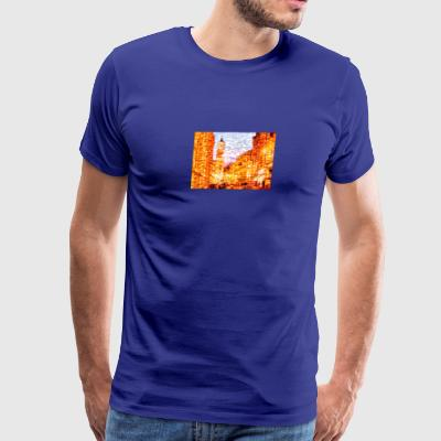 DAWN IN NIECE - Men's Premium T-Shirt
