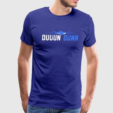 SHARKS Duuun Dunn - Men's Premium T-Shirt