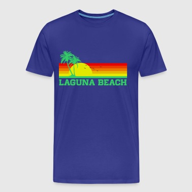 Laguna Beach - Men's Premium T-Shirt