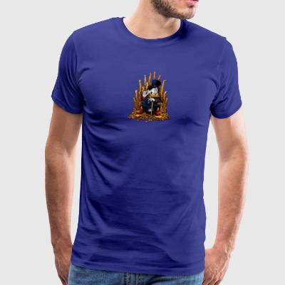 Game of Coins Variant - Men's Premium T-Shirt