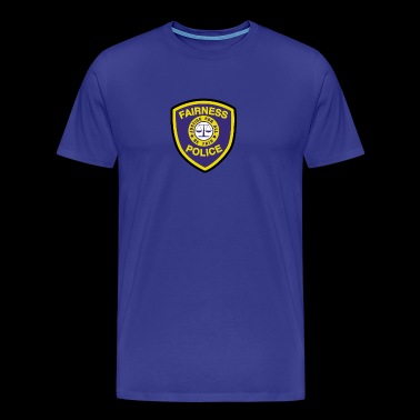 Fairness Police - Men's Premium T-Shirt
