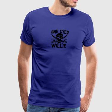 One Eyed Willie - Men's Premium T-Shirt