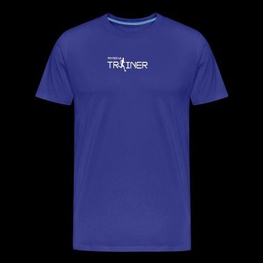 Personal Trainer Fitness - Men's Premium T-Shirt