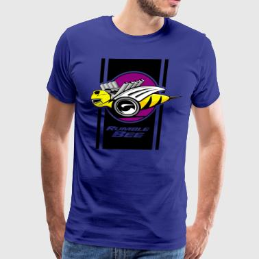 RUMBLE BEE - Men's Premium T-Shirt