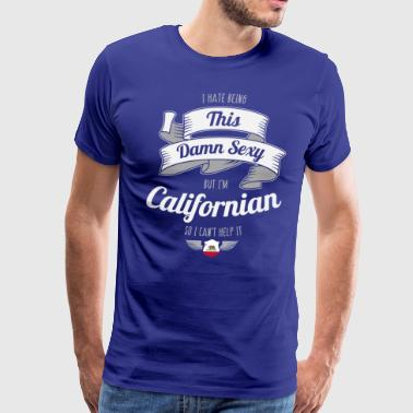 Sexy Californian - Men's Premium T-Shirt