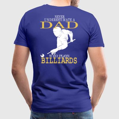 BILLIARD T-shirts - Men's Premium T-Shirt
