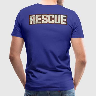 Rescue - Men's Premium T-Shirt