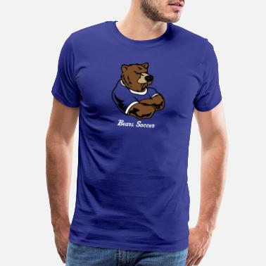 Custom Bear bear - Men's Premium T-Shirt